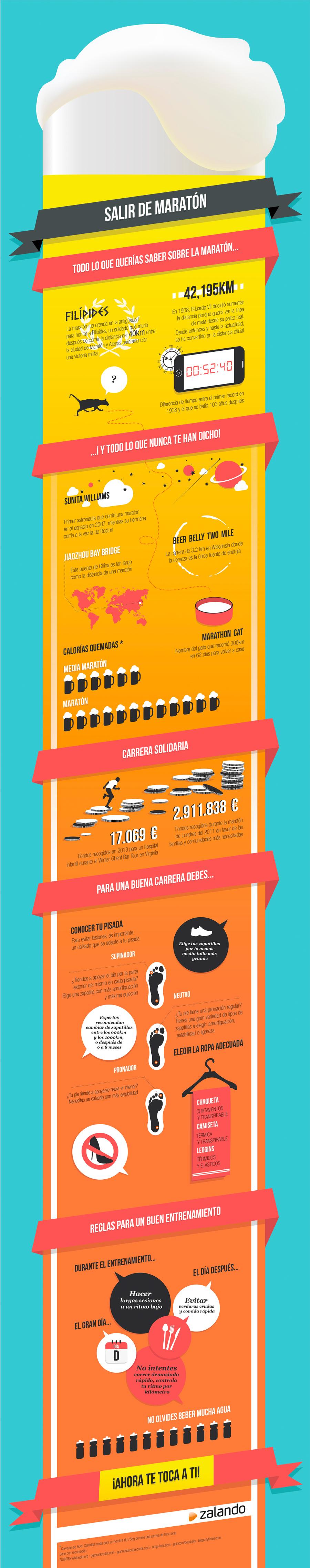 Infografia ZALANDO