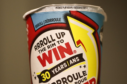 Image result for roll up the rim 2017