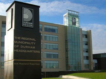 Durham Regional Headquarters