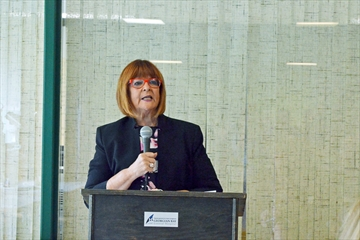 Barrie MPP Anne Hoggarth announced a new 16,000 square-foot mental health wing will be built at Georgian Bay General Hospital.