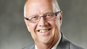 Simcoe County Warden Gerry Marshall.