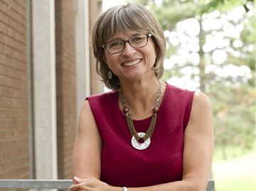 The Halton Learning Foundation welcomes new executive director Lesley Mansfield