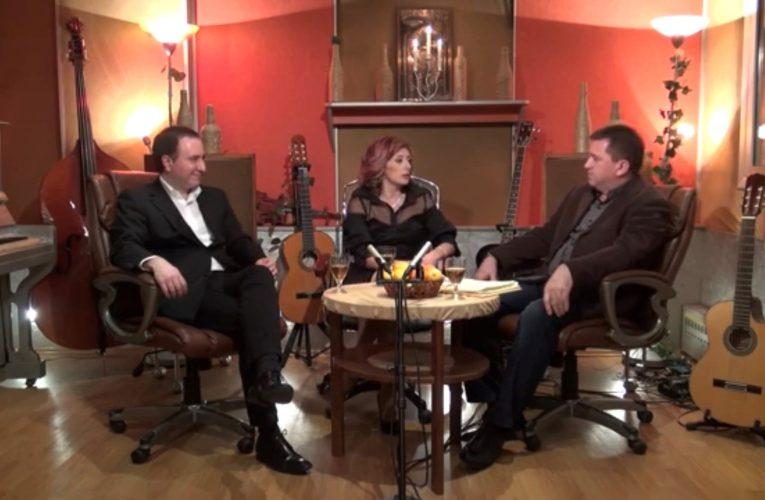 """Емисија """" Људи из сенке"""", гости Весна Димић и Милан Илић"""