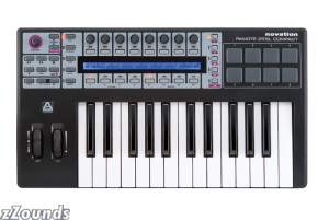 Novation Remote 25SL 25-Key Compact USB Keyboard Controller