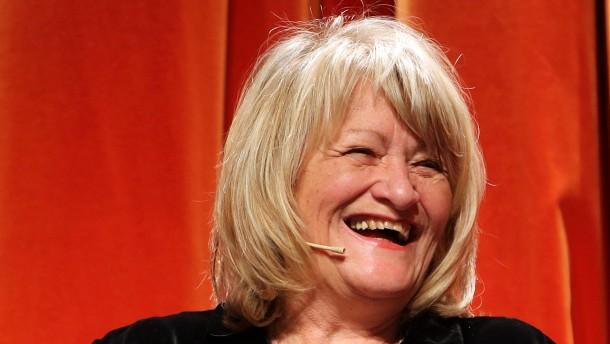 Hat gut lachen: Alice Schwarzer diskutiert am liebsten mit Menschen, die ihrer Meinung sind