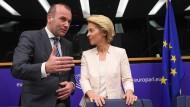Manfred Weber kämpfte als Spitzenkandidat der EVP um das Amt des Kommissionspräsidenten. Diesen Job wird wahrscheinlich Ursula von der Leyen bekommen.