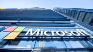 Ein äußerst prozessfreudiger Software-Konzern: Seit 2018 gehört der Verwaltungsdienst GitHub, bei dem auch Anna Wiener arbeitete, zu Microsoft.