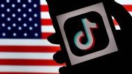 Das TikTok-Verbot in den Vereinigten Staaten wurde aufgehoben.