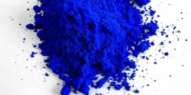 Neues Pigment YInMn: Blaumachen wie die Profis