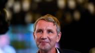 """Björn Höcke kann sich vorstellen, eine """"interessante persönliche, politische Person in diesem Land"""" zu werden."""