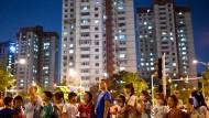 Nachwuchshoffnung: China sorgt sich um die Sozialsysteme, sollten weiterhin zu wenige Kinder geboren werden.