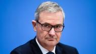Bundesrechnungshof-Chef: Der Großkritiker vom Rhein