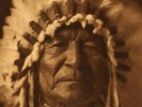 Die Indianerbilder des Edward Curtis