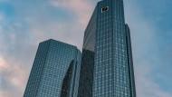 Die Deutsche Bank und andere Institute wollen messen, wie schädlich ihr Geschäft für das Klima ist.