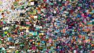 Hype um Kryptokunst: Millionenbilder aus
