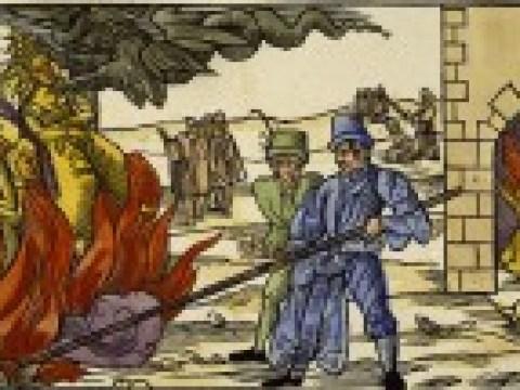 Erforschter Aberglaube: Was die Hexenverfolgung mit dem QAnon-Kult gemeinsam hat