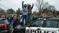 Nach Tod eines Afroamerikaners: Ein neuer Fall Floyd?