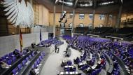 Abgeordnete im Deutschen Bundestag