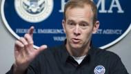 Brock Long ist nicht mehr Chef der Katastrophenschutzbehörde Fema.