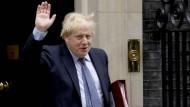 Der britische Premierminister Boris Johnson will sich den Regeln der EU künftig nicht mehr unterwerfen.