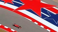 Die Formel 1 wird in den USA immer beliebter, ohne eine eigene Kampagne.