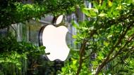 Wieder an der Spitze: Apple