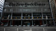 Kündigung des Wissenschaftsredakteurs der New York Times