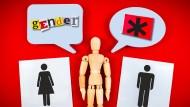 """Die sexualisierte Sprache: Fabian Payrs Buch """"Von Menschen und Mensch*innen"""""""