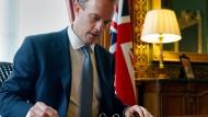 Der britische Außenminister Dominic Raab