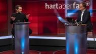"""TV-Kritik """"Hart aber fair"""": Auch der Impfstoff befreit uns nicht"""