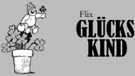 """Comic """"Glückskind"""" von Flix: Fürs neue Jahr"""