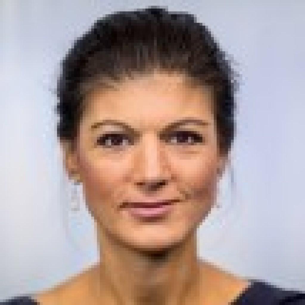 """Wo bleibt das neue Wir-Gefühl? Sahra Wagenknechts Buch """"Die Selbstgerechten"""""""