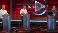 Frank Plasberg diskutiert mit seinen Gästen über die Landtagswahl in Sachsen-Anhalt.
