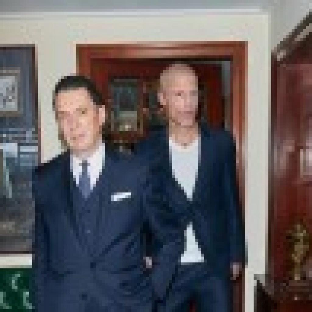 Stuckrad-Barre trifft Suter: Weltgeist zum Frühstück