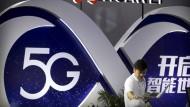 Könnten chinesische Konzerne wie Huawei uns in Zukunft das 5G-Netz einfach abdrehen? (Symbolfoto)