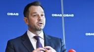 Der bisherige ÖBAG-Chef Thomas Schmid ist zurückgetreten.