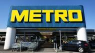 Der Metro-Cash&Carry-Markt in Dortmund