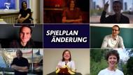 Video-Theaterserie – Folge 5: Gewaltige Stücke für den Augenblick