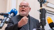 Will zurücktreten: Kardinal Marx, Erzbischof von München und Freising