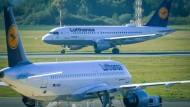In Teheran werden Flugzeuge der Lufthansa mindestens bis Ende März nicht mehr landen.