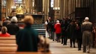 Streit über Abendmahl: Theologische Defizite im Vatikan?