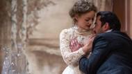 So wird das nichts: Mathilde Bundschuh als Nina und Michele Cuciuffo als Trigorin