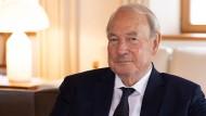 Heinz Hermann Thiele, mit 70 Prozent Großaktionär der Knorr-Bremse AG