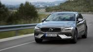 Der Volvo V60 ist in der Dieselausführung auch davon betroffen.