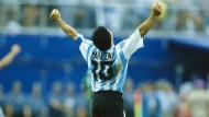 Zum Tod von Diego Maradona: In den Händen Gottes