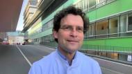 Jan Steffen Jürgensen ist Medizinischer Vorstand des Stuttgarter Klinikums.