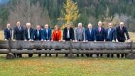 Die Ministerpräsidenten im Oktober 2019