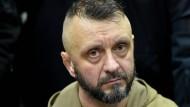 Andrij Antonenko gilt als der Organisator der Gruppe, die den Mord an Scheremet geplant haben soll.