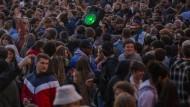 Belgiens Öffnungsplan: Mega-Festivals im August?