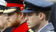 Royals werden auf Prinz Philips Trauerfeier Maske tragen und Abstand halten